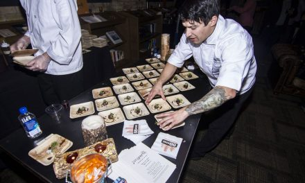 Fundraiser mixes 88Nine DJs and gourmet chefs into SoundBites