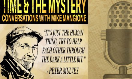 Time & The Mystery Podcast: Peter Mulvey