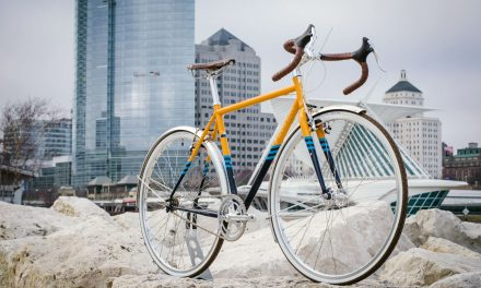 Milwaukee Flag gets Fyxation Bicycle design