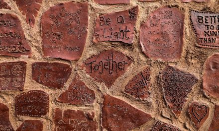 Walls of Strength: A project of love, courage, and hope
