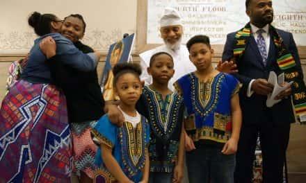 Photo Essay: City Hall hosts inaugural Black History Program