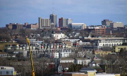 UWM Chancellor Mone commits to carbon neutral policy