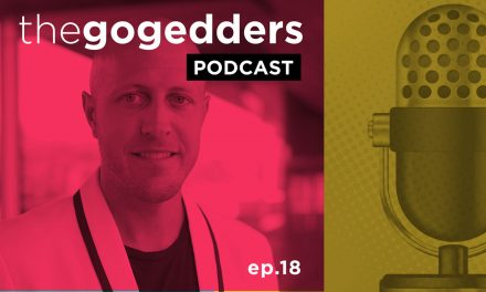 The GoGedders Podcast: Mike Lee