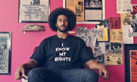 Donation by Colin Kaepernick offers healing to Milwaukee youth