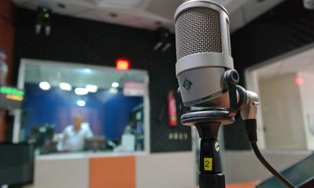 Radio station offers new voice to change political dialogue