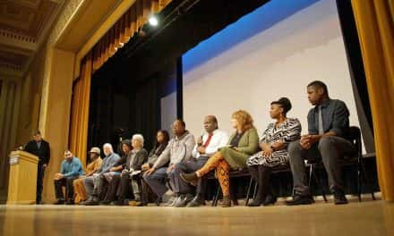 Photo Essay: Panel on Repairing Milwaukee's Racial Trauma