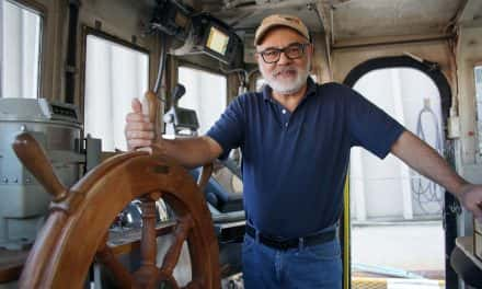 Research Vessel Neeskay: A vital tool for Great Lakes study