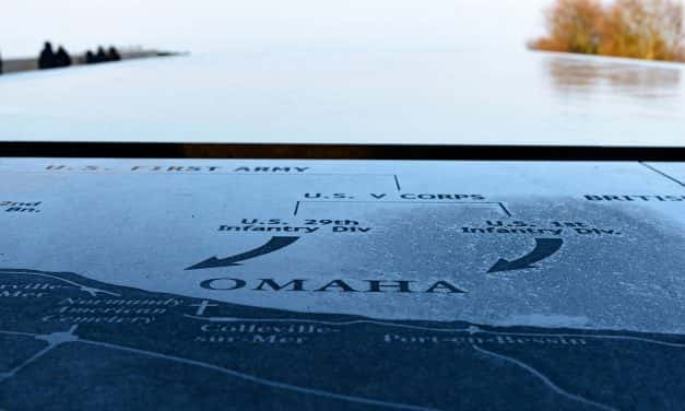 Stepping Outside of Milwaukee: A Visit to the Normandy Memorial