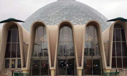 Milwaukee's Mitchell Park Domes named as National Treasure