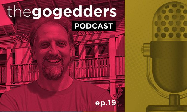 The GoGedders Podcast: Ken Leinbach