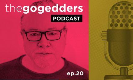 The GoGedders Podcast: Mike Drescher