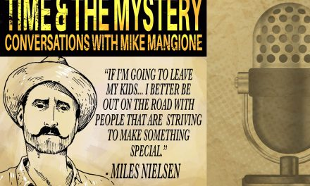 Time & The Mystery Podcast: Miles Nielsen
