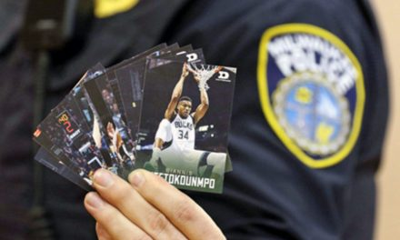 Milwaukee Police to distribute Bucks trading cards to area youth