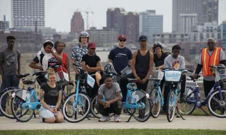 Pedalroni Ride brings bike share access to public housing youth