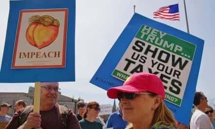 Photo Essay: Milwaukee marches on Trump Tax Day