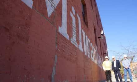 Photo Essay: Rehab progress inside Welford Sanders Historic Lofts