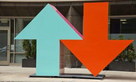 Map: Installations of Art along Milwaukee's Main Street