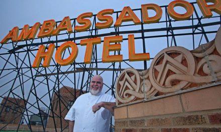 Chef Jason Gorman reimagines dining experience at Ambassador Hotel