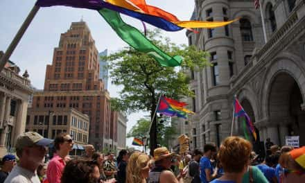 Photo Essay: The colors of equality in all shapes and sizes