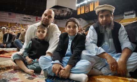 Milwaukee Muslims celebrate end of Ramadan with Eid al-Fitr