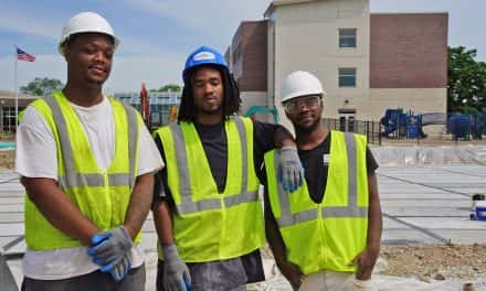 YouthBuild trains future workforce with neighborhood construction