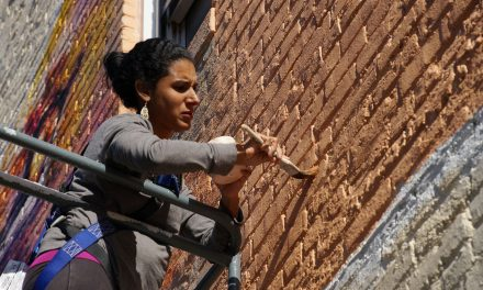 Rozalia Hernandez-Singh: Youth center murals share a family's passion for public art