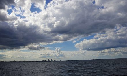 Freshwater Fragility: Lake Michigan's quality of drinking water under threat from climate change