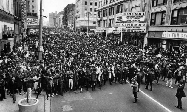"""A look back at """"March on Milwaukee"""" after half century"""