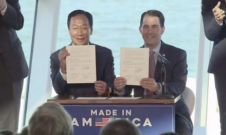 Wisconsin to pay $231K per job in Foxconn tax incentive deal