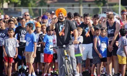 Photo Essay: Chardhi Kala 6K expands community healing