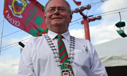Mayor of Ireland's County Mayo invites Milwaukee for a visit
