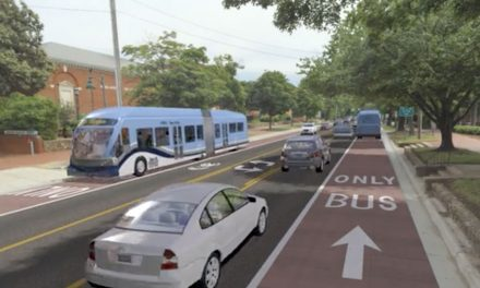 City restricts dedicated lanes in County's bus rapid transit plan