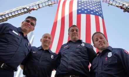 Photo Essay: 9/11 tribute at Milwaukee War Memorial Center
