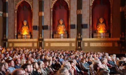 Capital campaign to restore historic Oriental Theatre surpasses $10 million goal