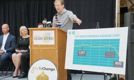 """""""Housing First"""" program utilizes regional cooperation to improve Milwaukee's homeless situation"""