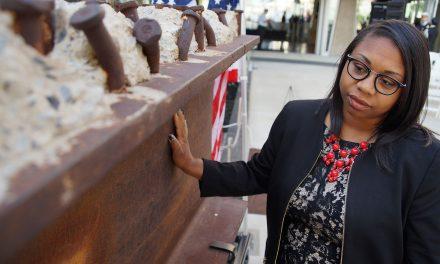 Alderwoman Chantia Lewis: Standing together on 9/11