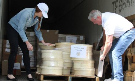 Almost 20,000 pounds of Wisconsin Cheese donated to Houston recovery