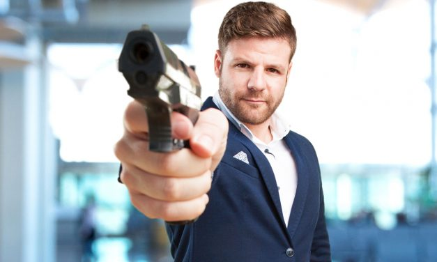 """The """"Good Guy With a Gun"""" Myth routinely costs lives"""