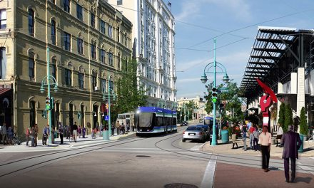 """Milwaukee Streetcar Expert honored with """"Top 40 Under 40"""" Award"""