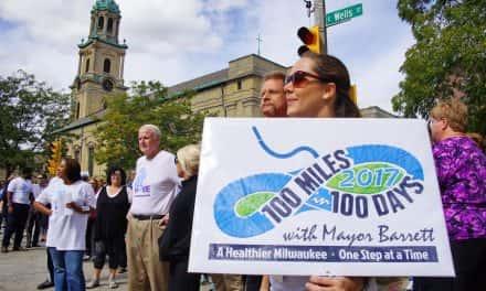 Photo Essay: Healthy living celebrated at last Mayor's Walk 100 of 2017