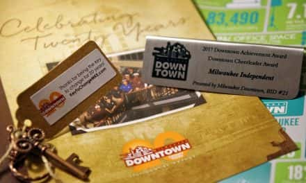 Milwaukee Independent among achievement winners honored by Downtown BID