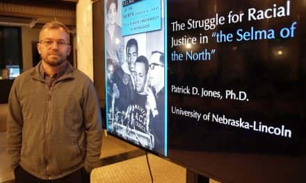 Patrick Jones: Milwaukee's struggle for racial justice as the Selma of the North