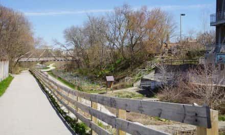 Oak Leaf Trail reconstruction to solve East Side drainage problems