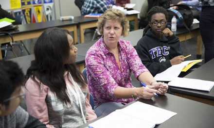 Rebecca Neumann: Helping students become financially savvy