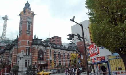 Yokohama: The city that Milwaukee's ramen shop was named after