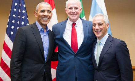 Milwaukee joins climate change charter at historic global summit