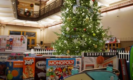 Contributions to the 13th Annual Holiday Drive are helping Milwaukee families at local homeless shelters