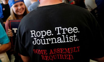 Report shows independent journalists face epidemic levels of violence