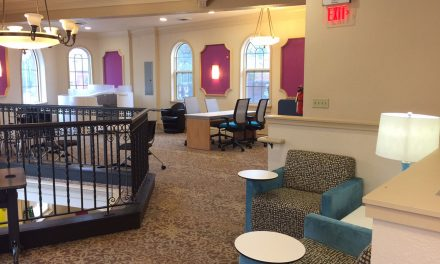 BRIC Building showcases innovative co-working space for central city entrepreneurs