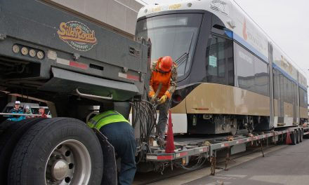 Streetcar manufacturer delivering first vehicle to Milwaukee